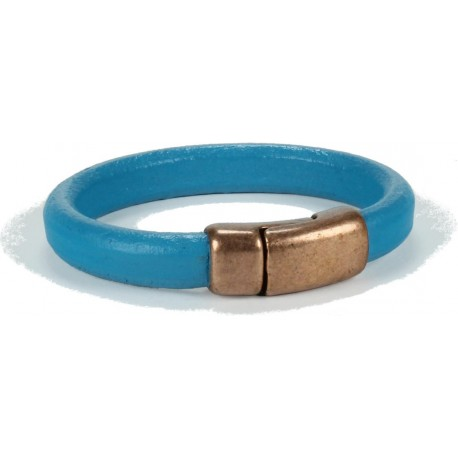 Wisconsin Unisex Bracelet - in Blue Moon