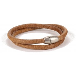 Illinois Unisex Bracelet - in Natural
