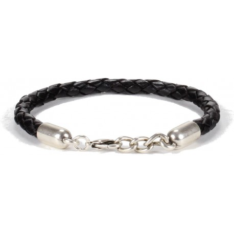 Illinois Unisex Bracelet - in Black