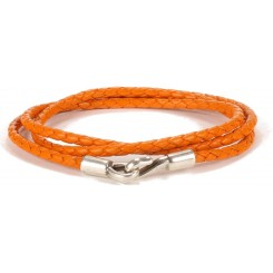 Iowa Unisex Bracelet - in Orange