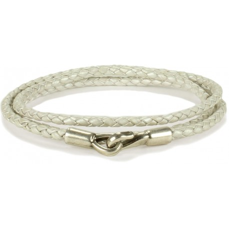 Iowa Unisex Bracelet - in Pearl