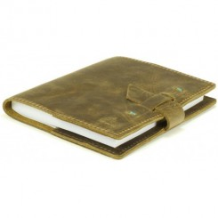 Winnebago Journal - in Antique Brass