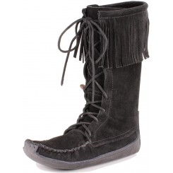 Women's Meramec - Black Suede
