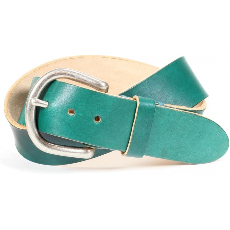 Unisex Buck Belt - Dark Aqua