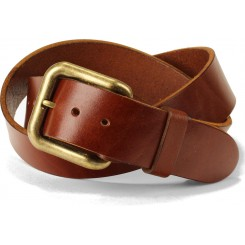 Men's Buck Belt - Russet