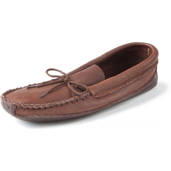 Itasca Moccasin Mens COTA Cement Moccasin