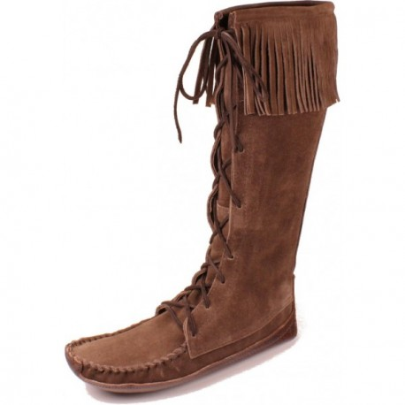 Women's Nokasippi - Chocolate Suede