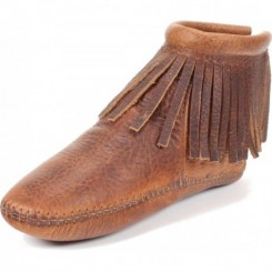 Women's Trimbelle - Cinnamon w/Long Fringe