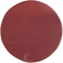 Watab Leather Coaster - Russet
