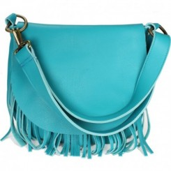 Beaucoup Shoulder-to-Crossbody Handbag - Jade
