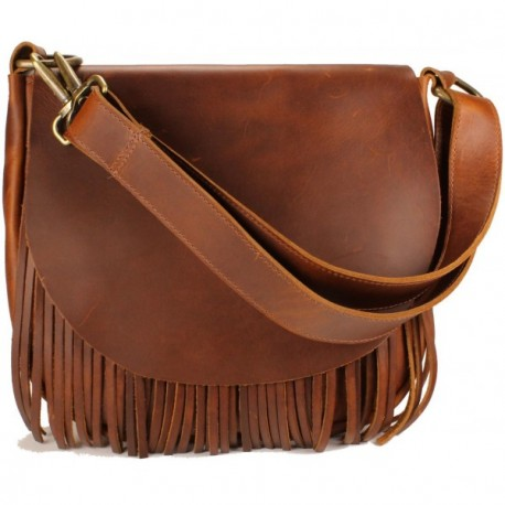 Beaucoup Shoulder-to-Crossbody Handbag - Cedar
