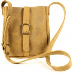 Trempealeau Crossbody Handbag - Dijon