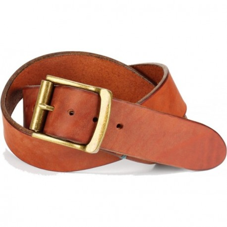 Men's Buck Belt - Russet Harness
