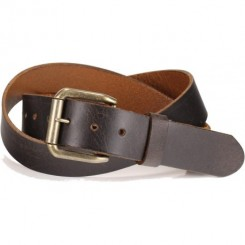Men's Grant Belt - Distressed Brown