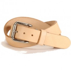Men's Grant Belt - Natural