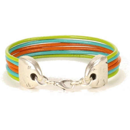 Minnesota Unisex Bracelet - in Tropic